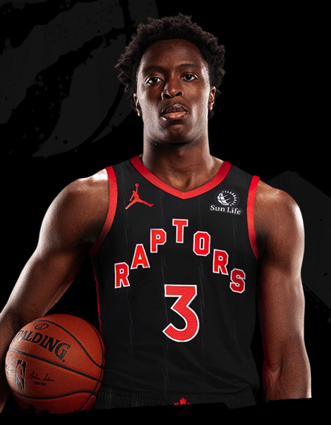 Toronto Raptors Statement edition jersey