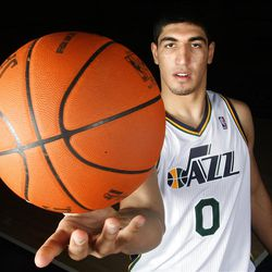 Enes Kanter is one of the newest additions to the Utah Jazz.