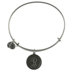 """These <b>Alex and Ani</b> Initial Bangles are just <a href=""""http://www1.bloomingdales.com/shop/product/alex-and-ani-initial-bangle?ID=693956&CategoryID=3376#fn=spp%3D7%26ppp%3D96%26sp%3D1%26rid%3D%26spc%3D10%26kws%3Dinitial"""">$24</a> at Bloomingdale's"""