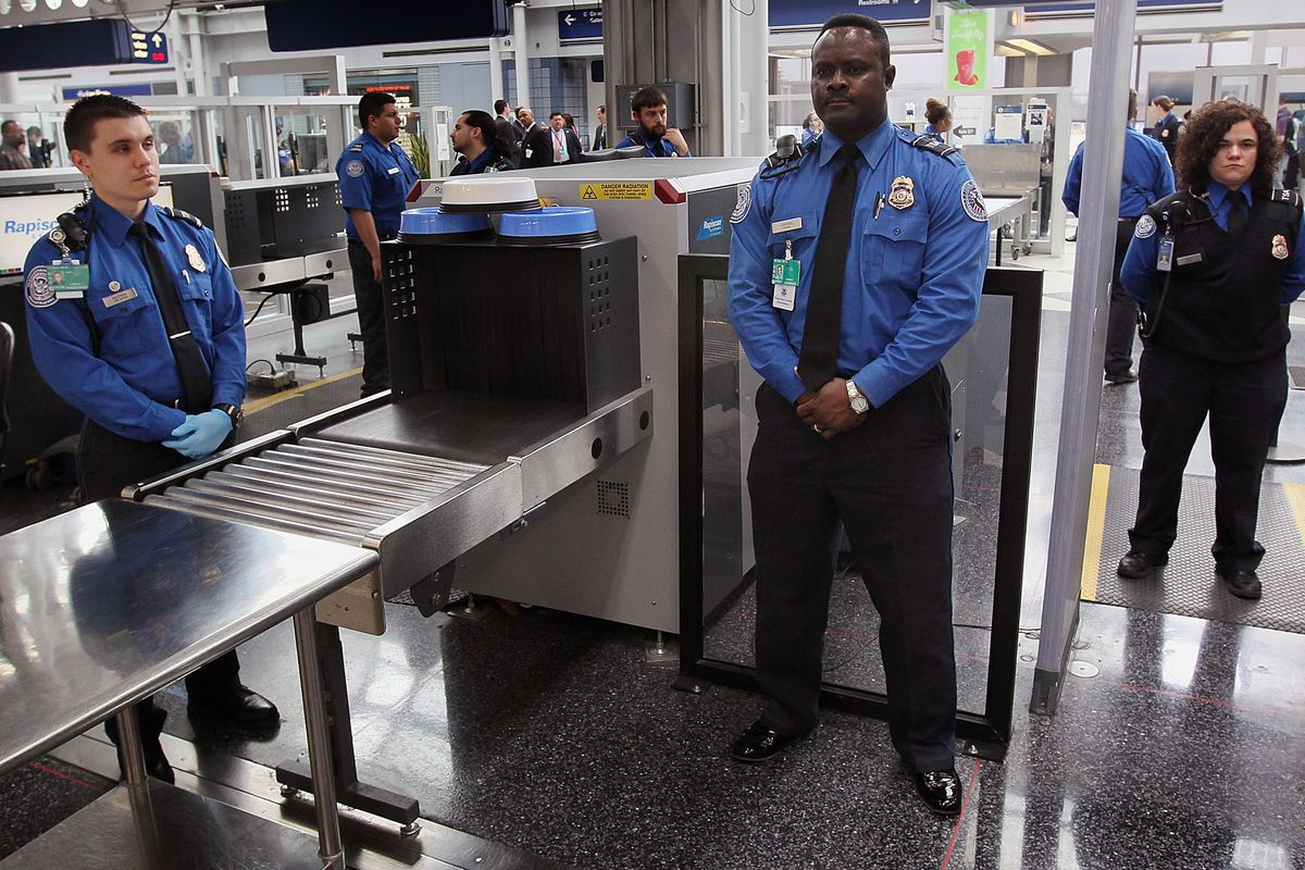 Welcome to O'Hare Airport! The federal government can racially profile you now.