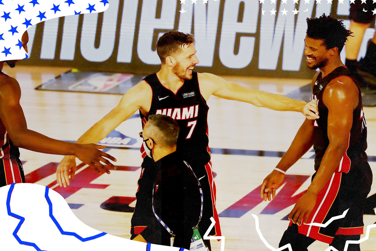 heat.0 - Why the Heat are the perfect team for the bubble