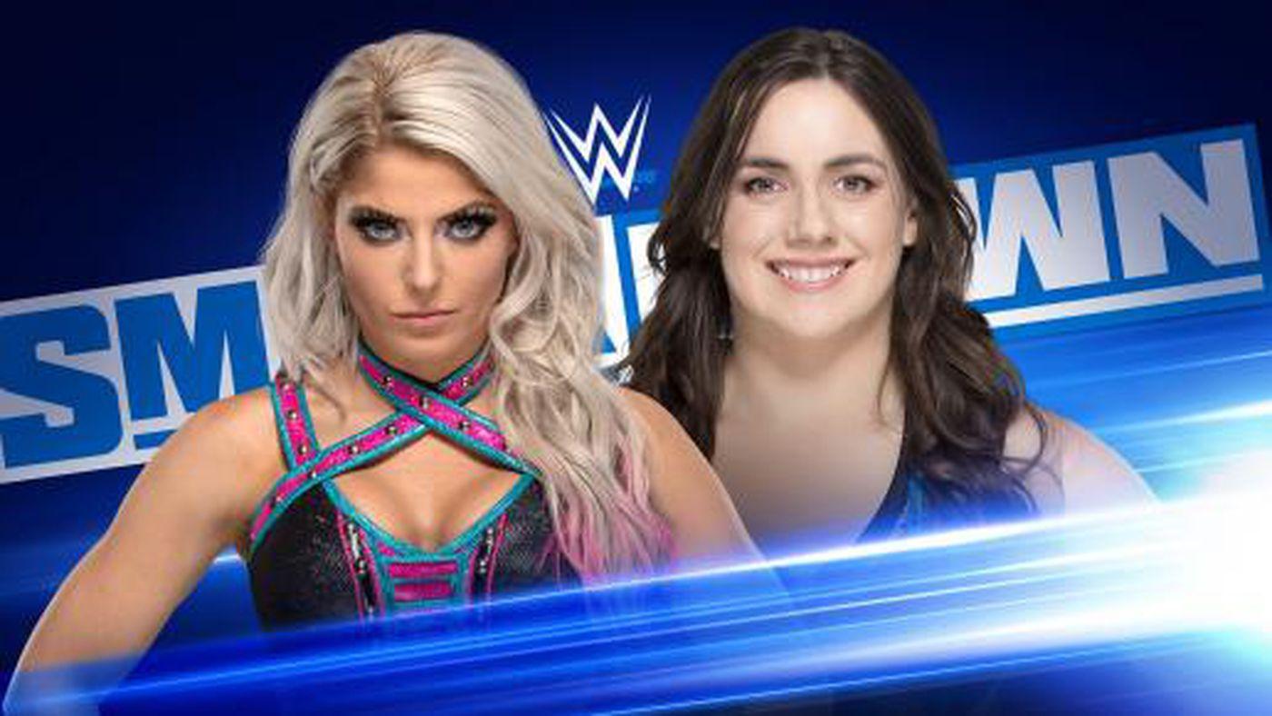 Alexa Bliss & Nikki Cross traded to SmackDown