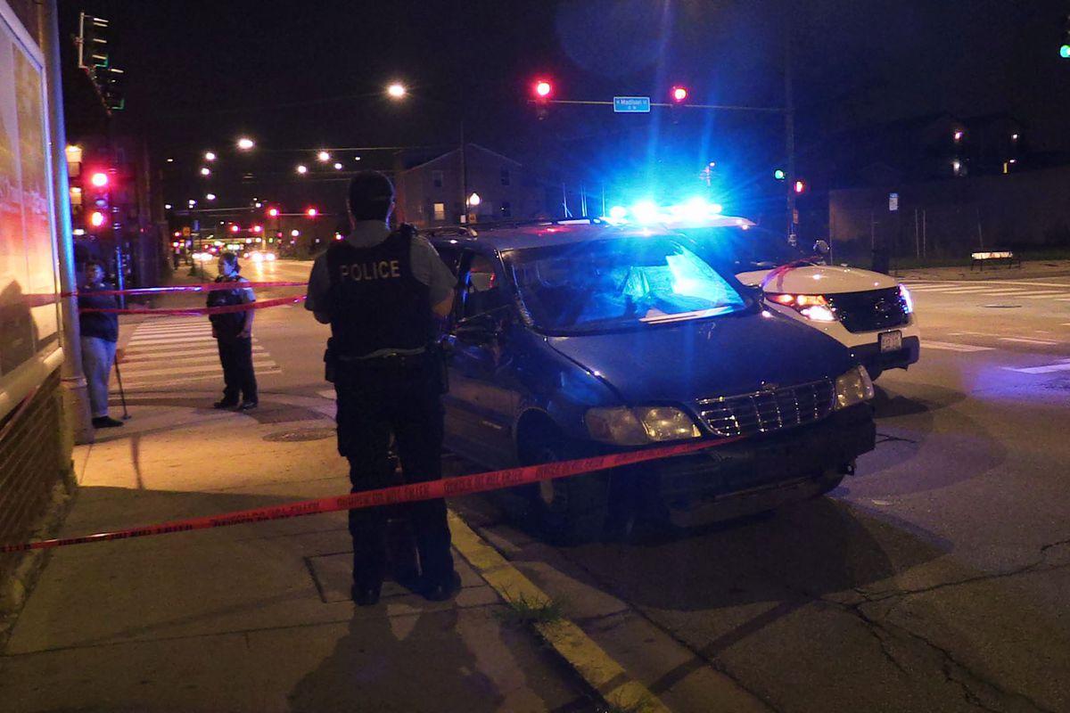 Chicago Shootings: 10 hurt in Thursday gun violence