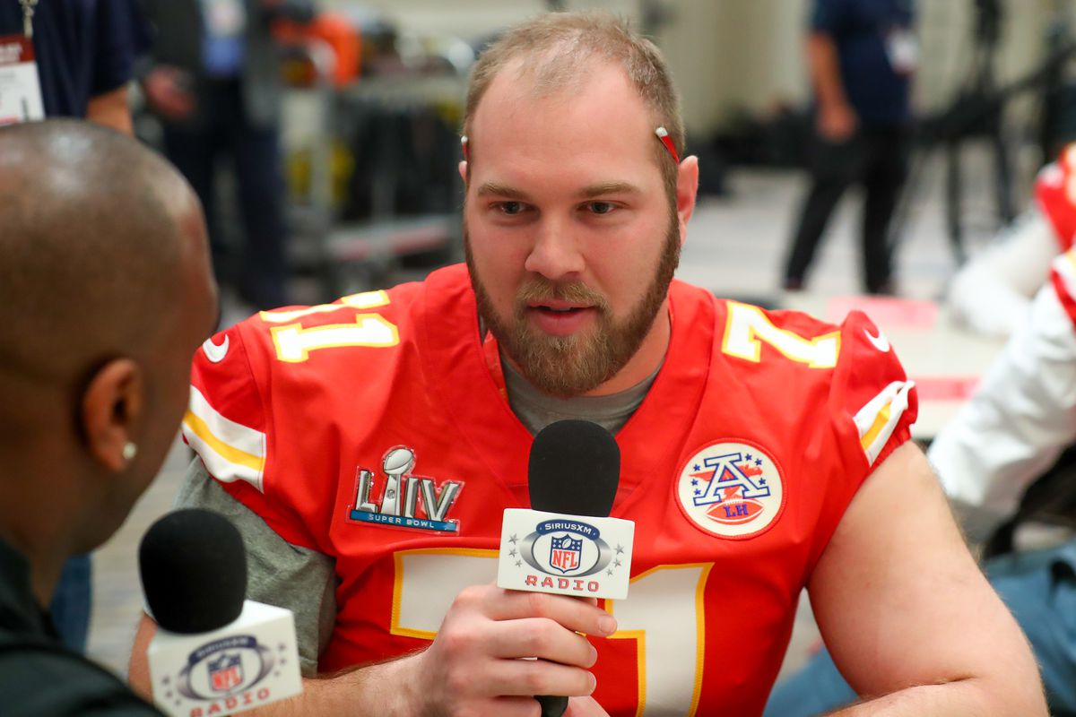 NFL: JAN 29 Super Bowl LIV - Chiefs Press Conference