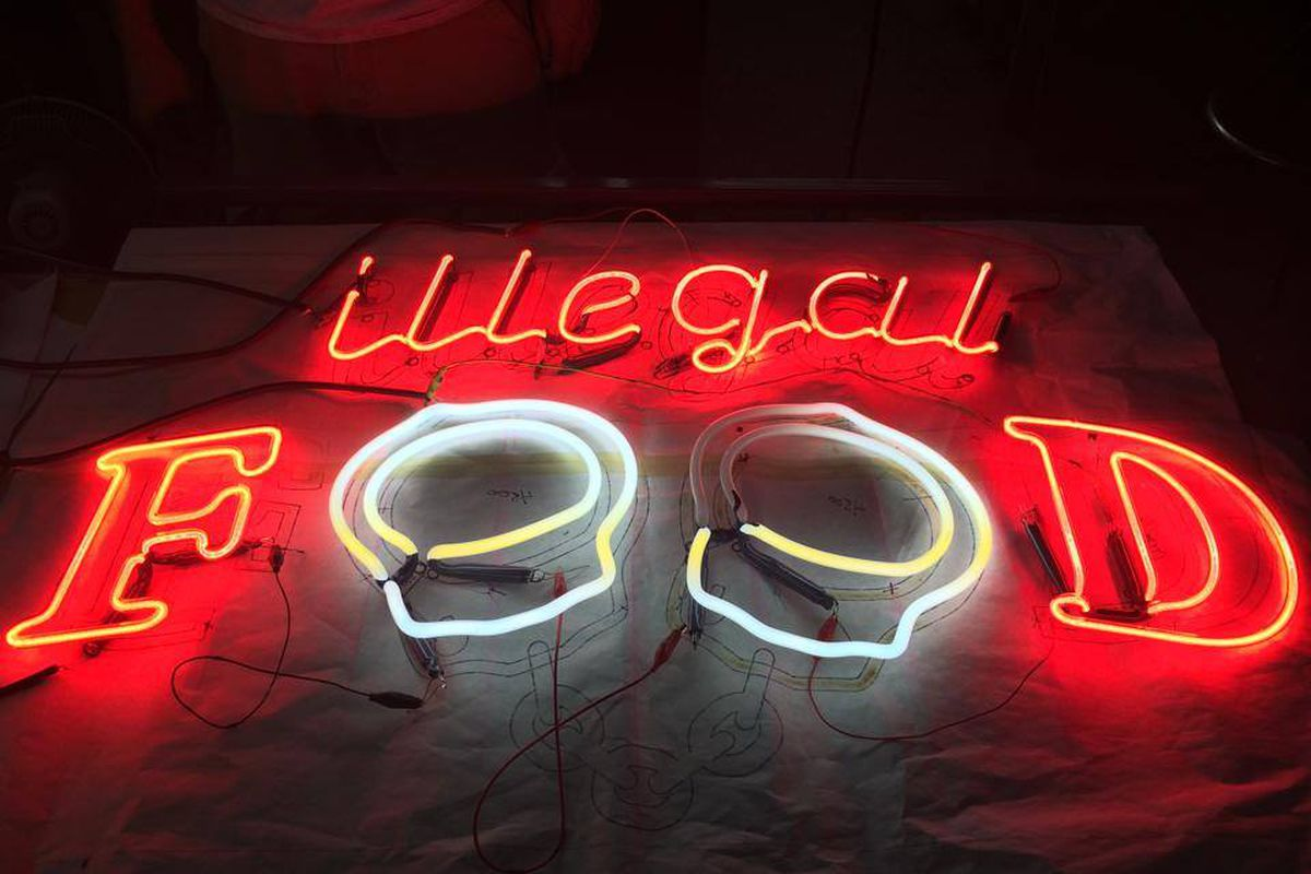Illegal Food
