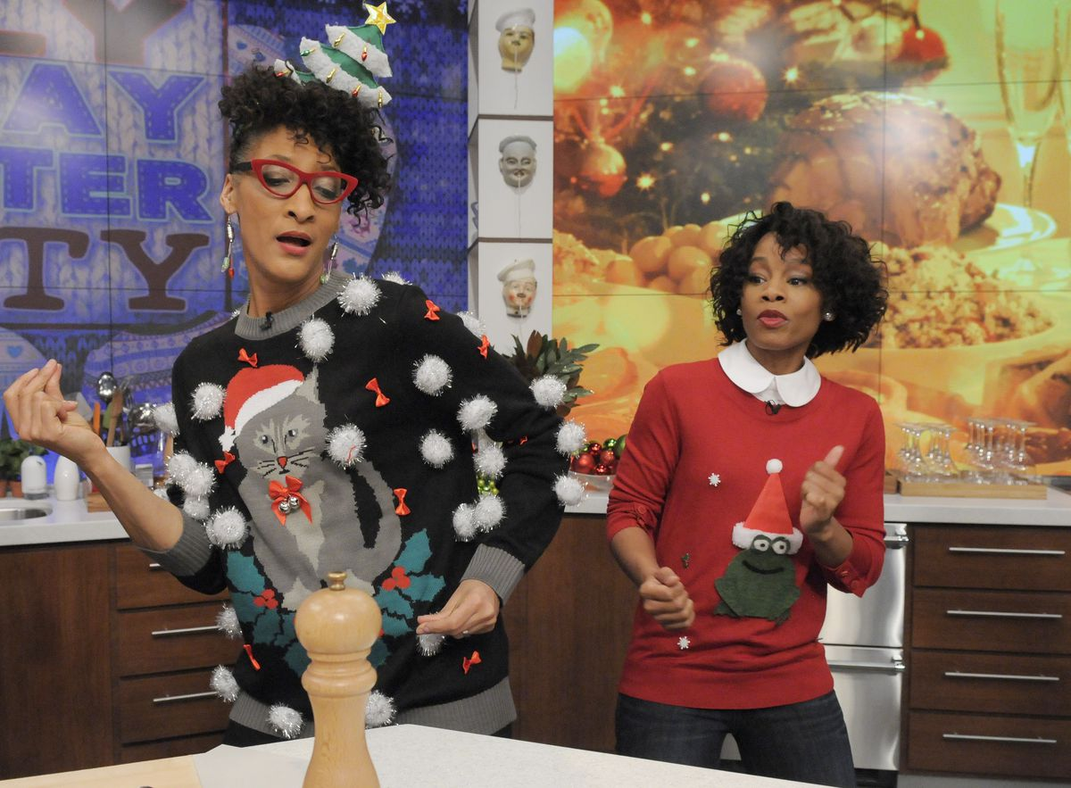 ABC ugly sweaters