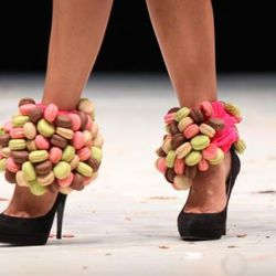 Macaron shoes!