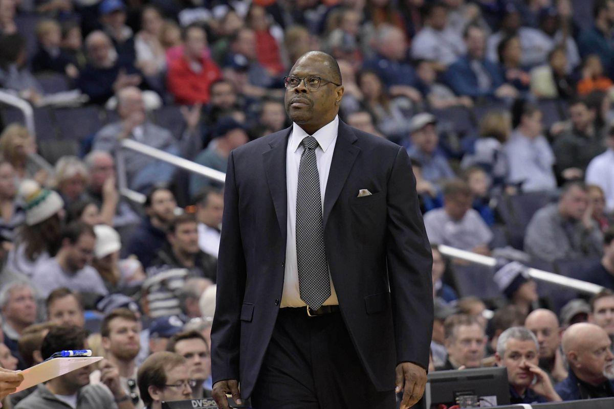 NCAA Basketball: Syracuse at Georgetown