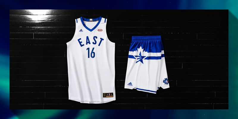 f1d235f5 NBA All-Star Game 2016 jerseys: Canada-inspired uniforms a good look ...