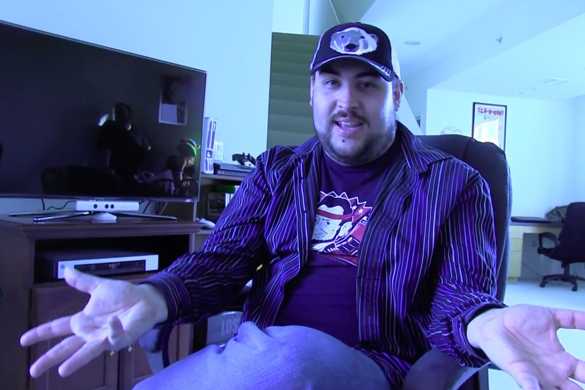 Game critic John \'TotalBiscuit\' Bain dies at 33 - Polygon