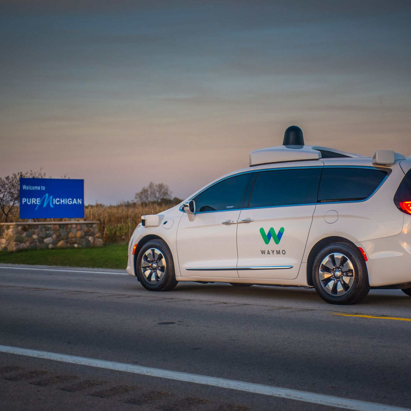 Cars Are Us >> Waymos S Self Driving Cars Are Headed To The Cradle Of The