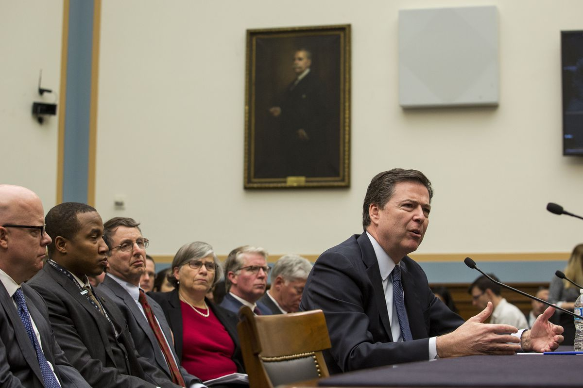 FBI Director, Apple General Counsel Testify Before House Encryption Hearing