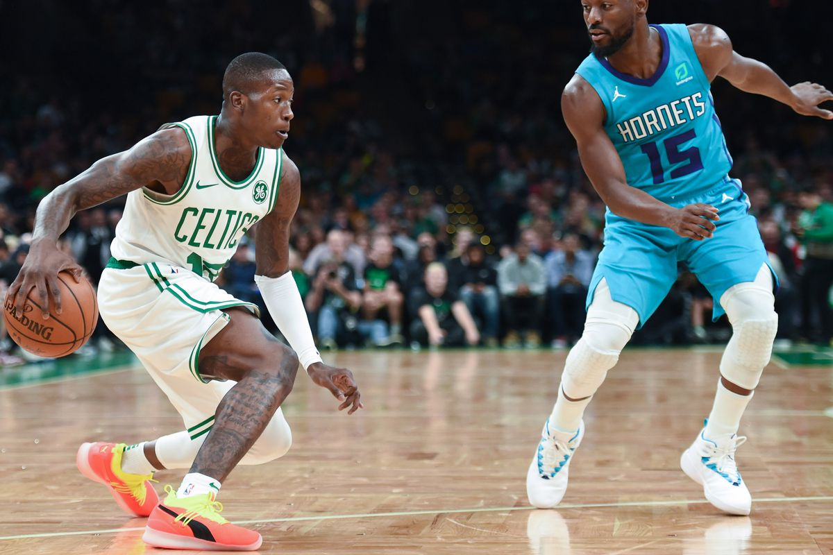 san francisco e1c6a 7793c Charlotte Hornets to acquire Terry Rozier via sign-and-trade ...
