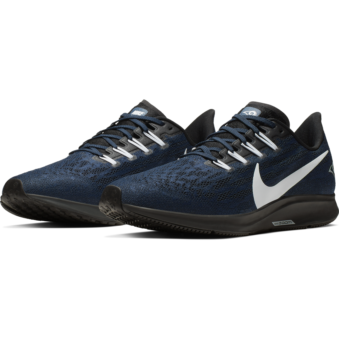on sale 54162 4ad0f Nike drops the new Air Zoom Pegasus 36 Rams shoe! - Turf ...