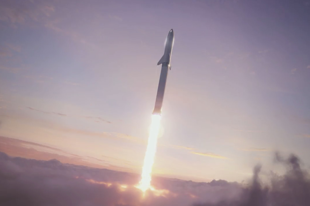 spacex s moon loop will affect passengers health here s how
