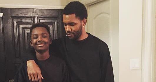 Frank Ocean's younger brother Ryan Breaux reportedly passes away in car crash | Isha Thorpe