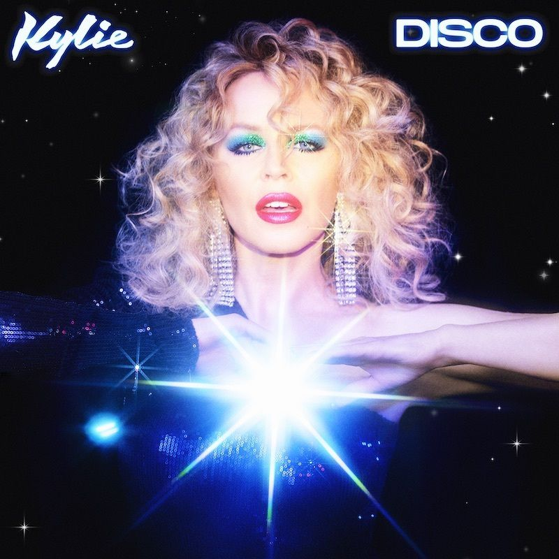 """This cover image released by BMG shows """"Disco"""" by Kylie Minogue. The Grammy-winning Australian singer's 15th album, will be released Friday."""