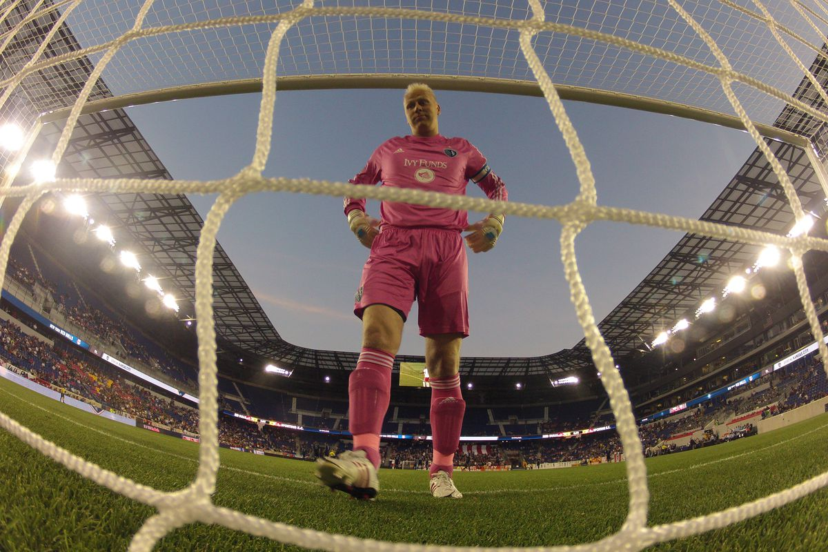 Soccer - MLS - New York Red Bulls v Sporting Kansas City