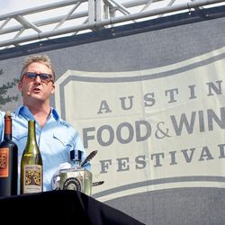 Tim Love preaches the gospel of white wine and tequila. // photo by Patrick Michels