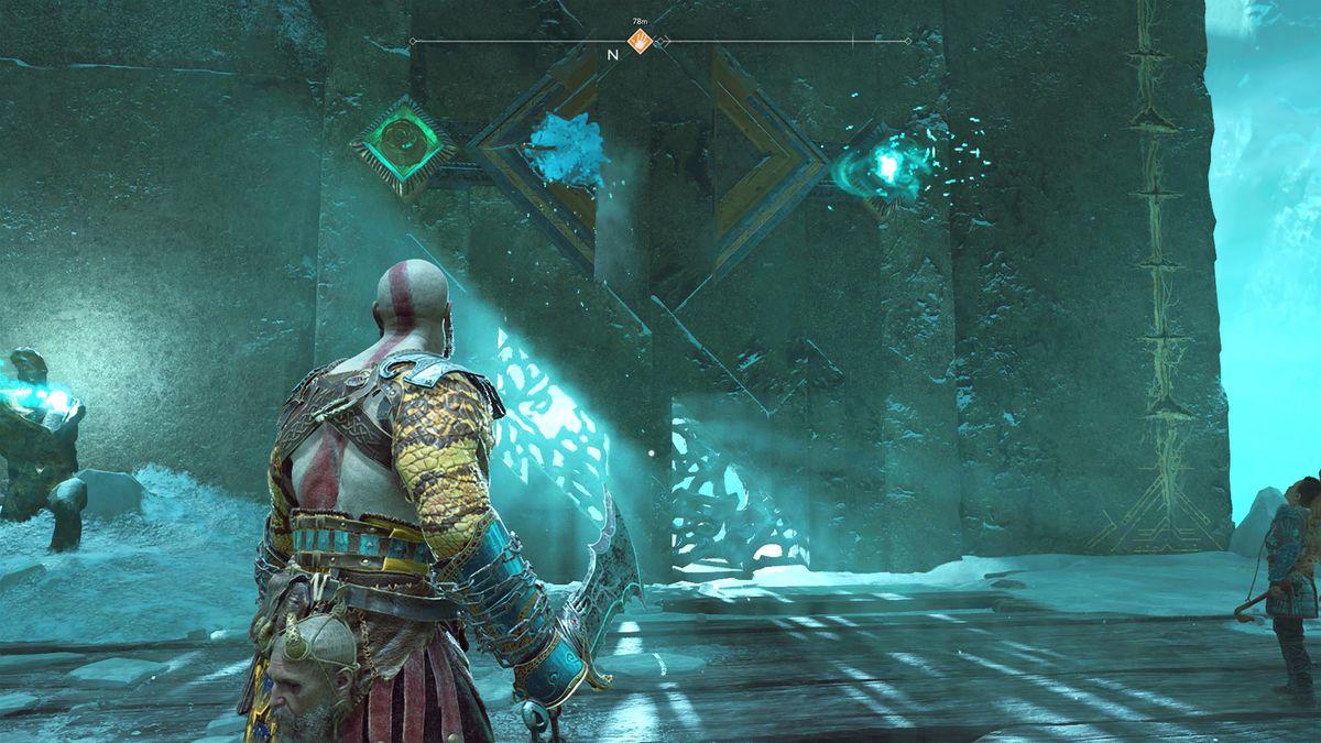 God Of War Guide Escape From Helheim Walkthrough With