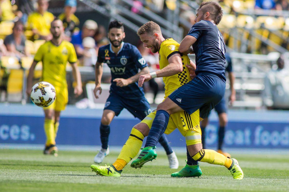 MLS: Sporting KC at Columbus Crew SC