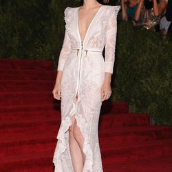 Rooney Mara in Givenchy Haute Couture in 2013.
