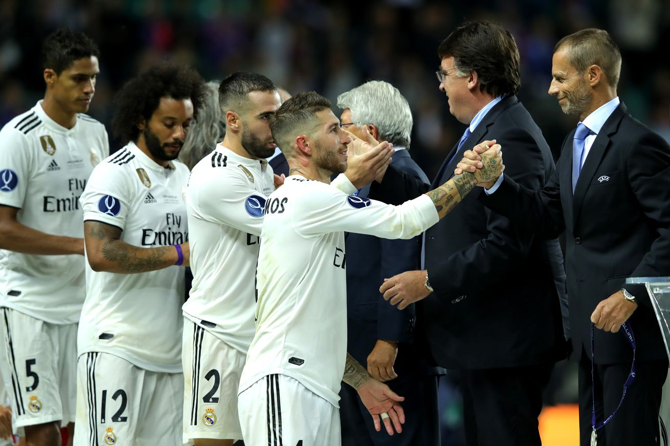 Managing Madrid Podcast: Super Cup Post-game