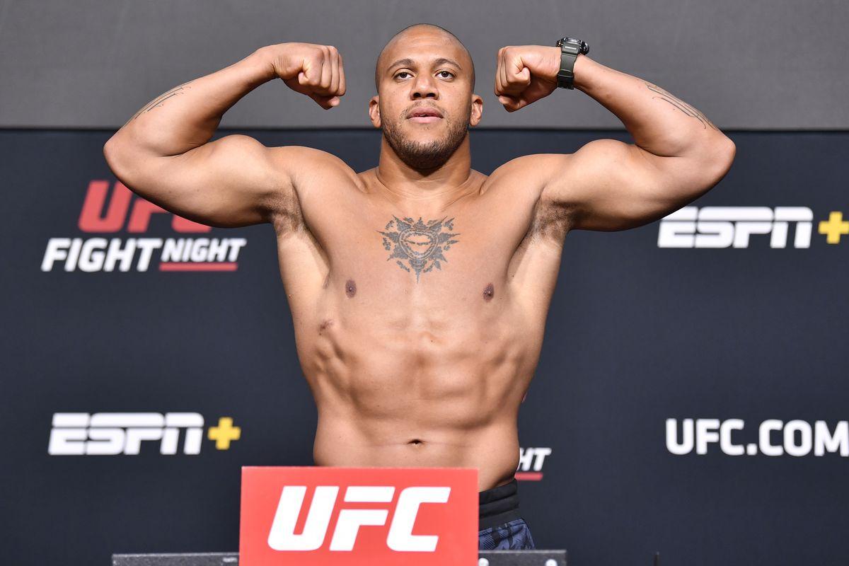 UFC Fight Night: Gane vs. Volkov Weigh-in