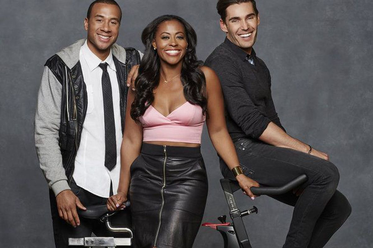 'Hollywood Cycle' stars Aaron Hines, Nichelle Hines, and Nick Hounslow.