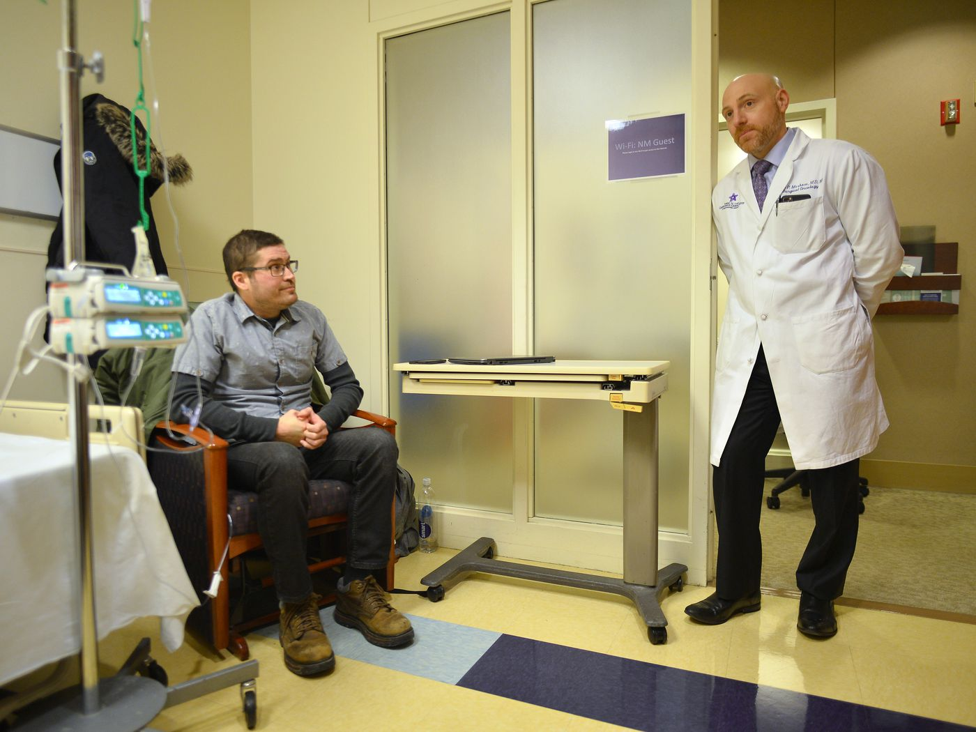 Colon Cancer Rises Among The Young Northwestern Lurie Cancer Center Tries Old Tool Hepatic Artery Infusion Pump In New Way Chicago Sun Times