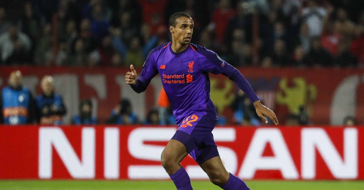 Liverpool Dealt Potential Injury Blow After Napoli Victory - The Liverpool Offside