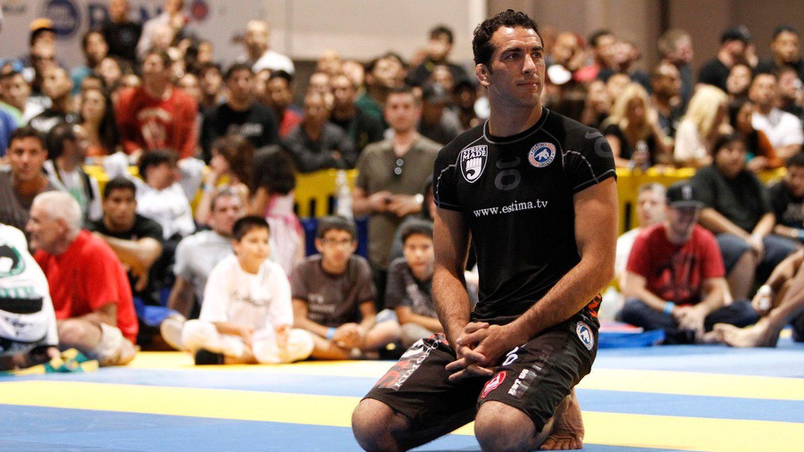 BJJ wizard Braulio Estima won't fight MMA again