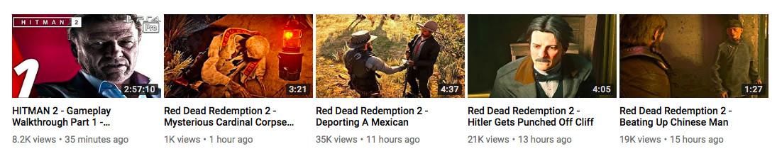 YouTube reverses ban for streamer who killed Red Dead 2 feminist - youtube, streamer, reverses, killed, feminist
