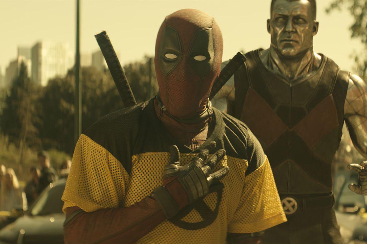 e27161fa62e Deadpool 2 casually subverts some of superhero movies  most toxic clichés