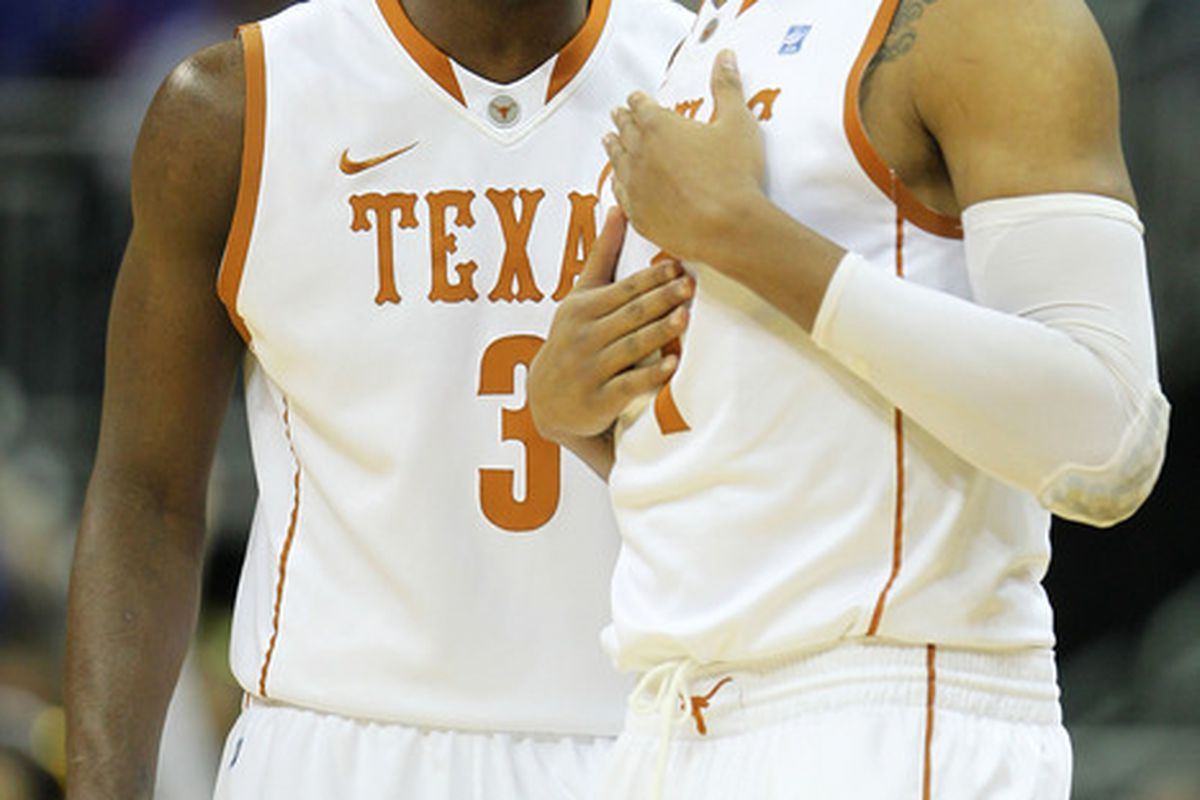 The Longhorns enter tonight as the underdog.