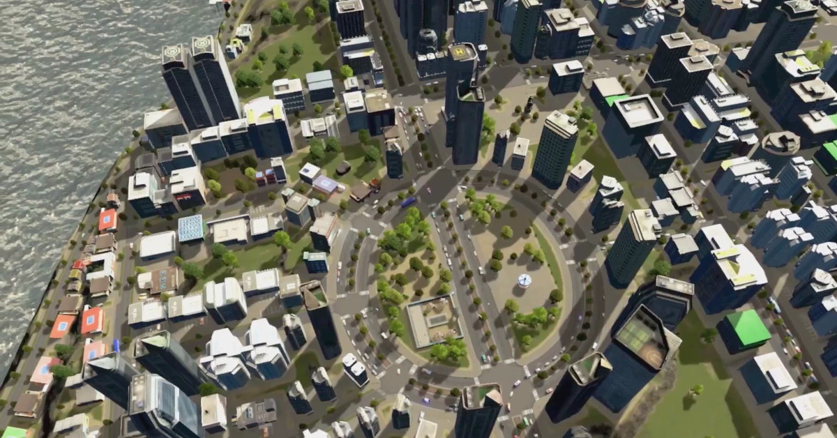 Cities: Skylines is available today on Nintendo Switch - Polygon
