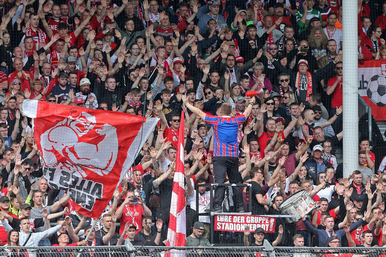 Energie Cottbus, Bayern Munich?s DFB-Pokal opponent, and their trials with right-wing extremism