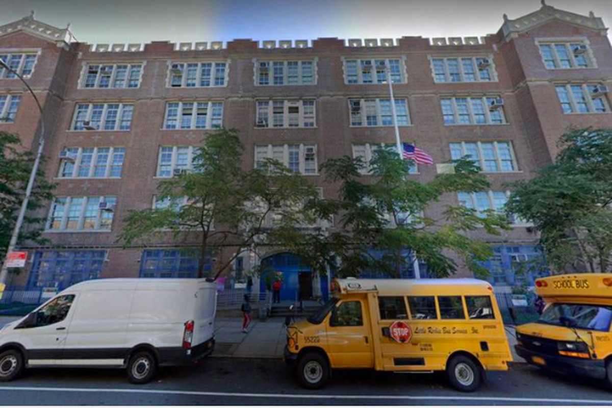 The Grace H Dodge Career and Technical High School in the North Bronx.