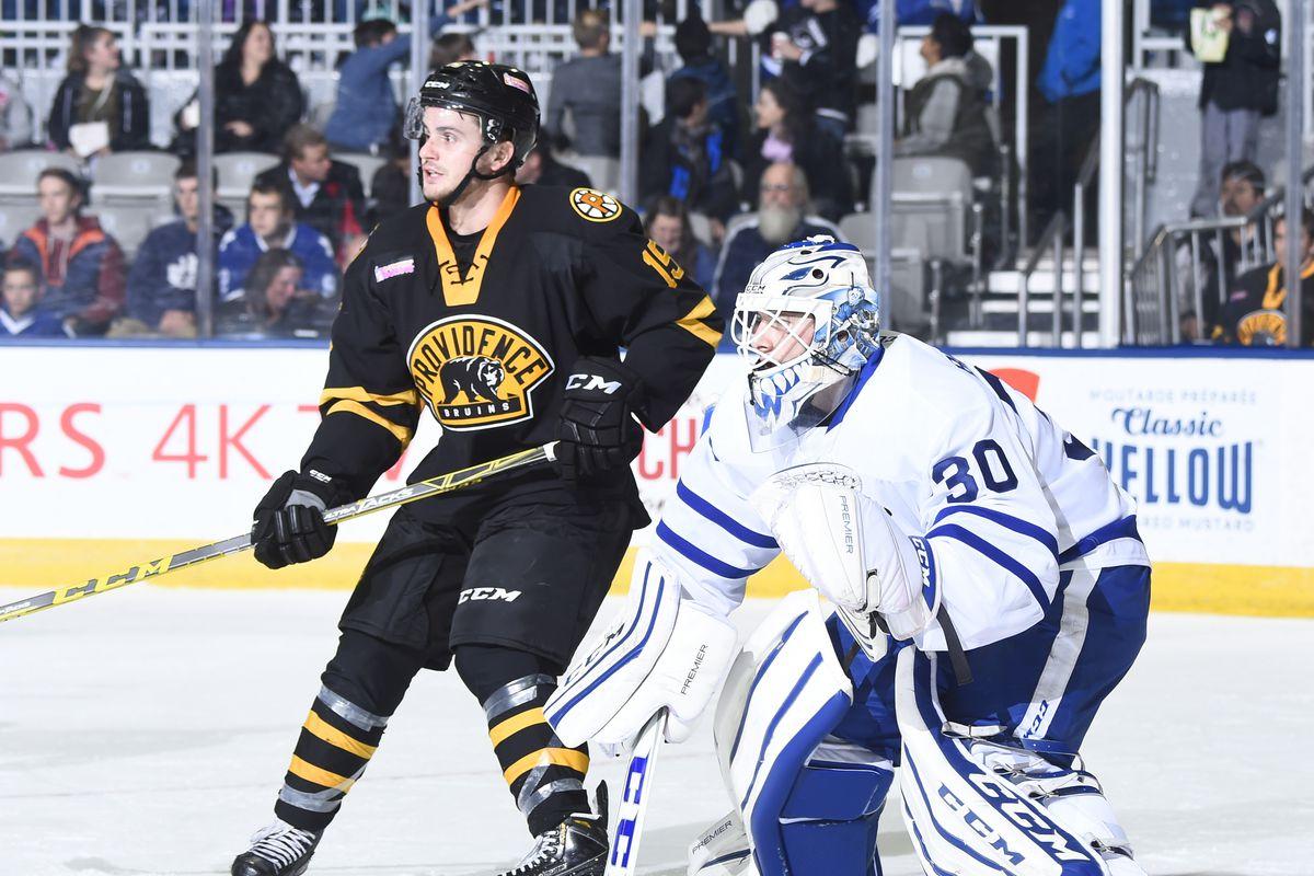 Providence Bruins v Toronto Marlies
