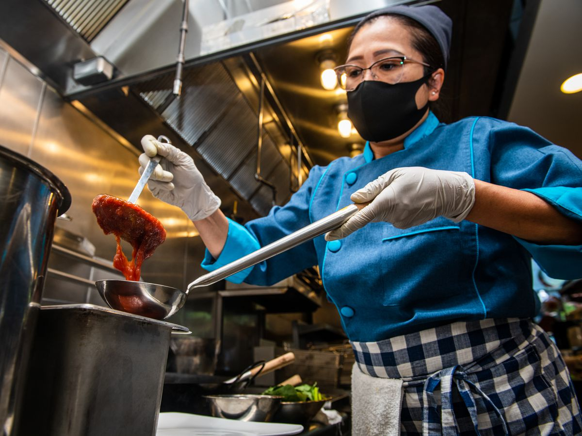 Chef Jeeraporn Poksupthong is expanding her repertoire at Baan Siam