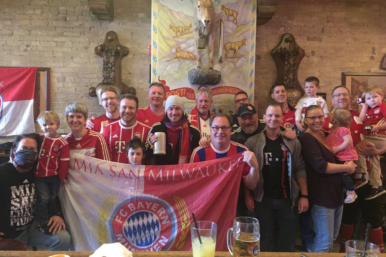 """Daily Schmankerl: Meet the Mia San Milwaukee Fan Group; Bayern may be next on All or Nothing (!""""); and MORE!"""