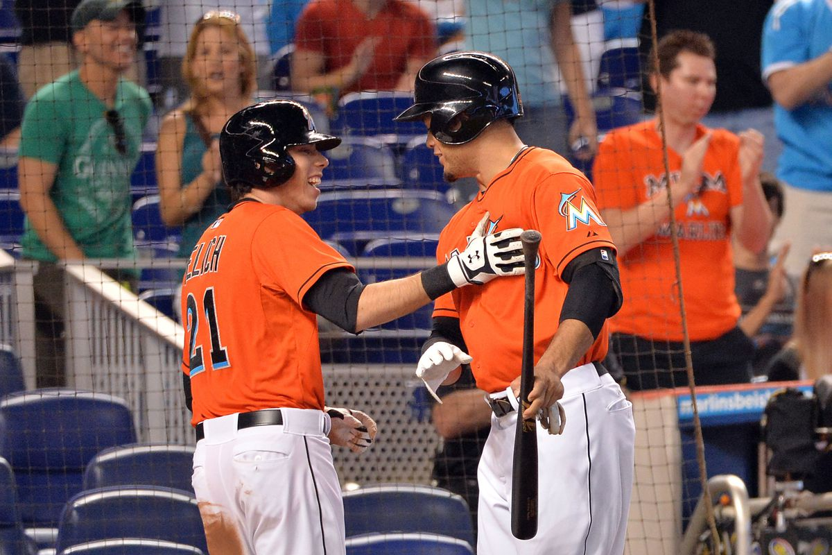 Giancarlo Stanton and Christian Yelich are major parts of the Marlins' offensive resurgence.