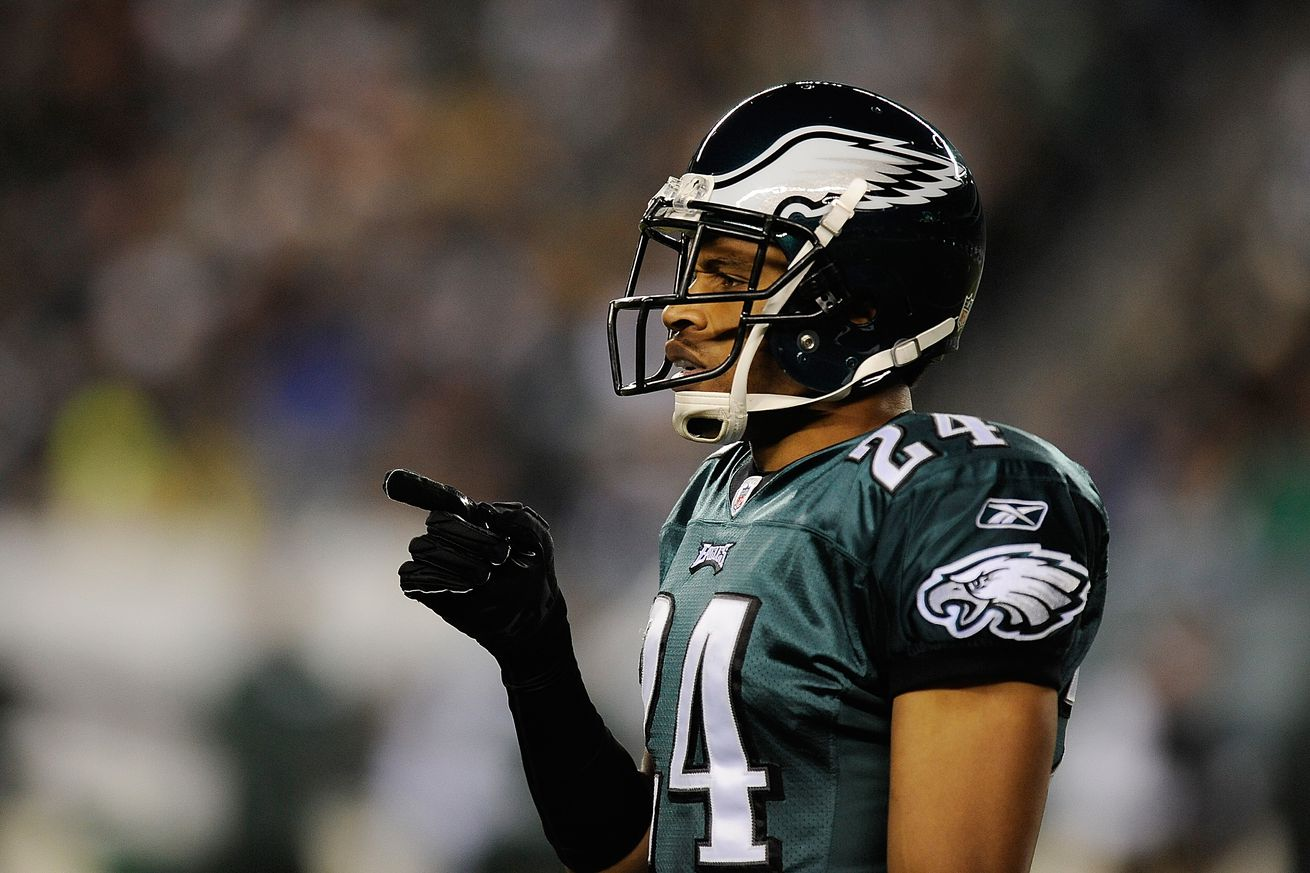 The Linc - Nnamdi Asomugha is returning to Philly ... with the Clintons