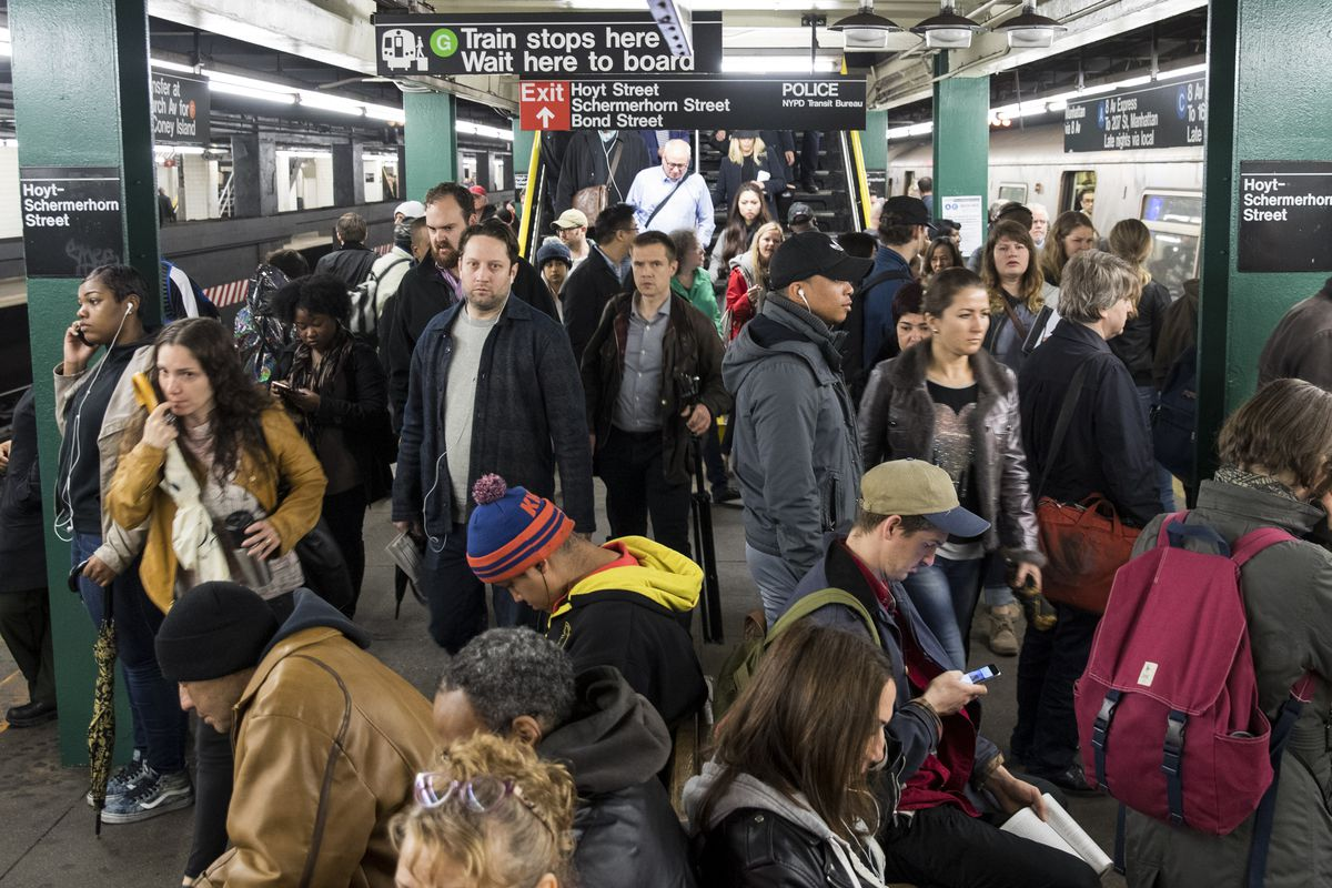 Power Outage Affects MTA Subway Service Citywide