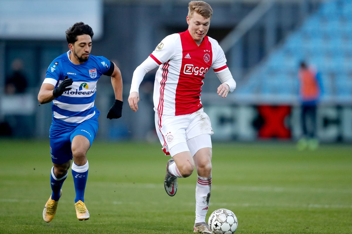 PEC Zwolle v Ajax - Dutch Eredivisie