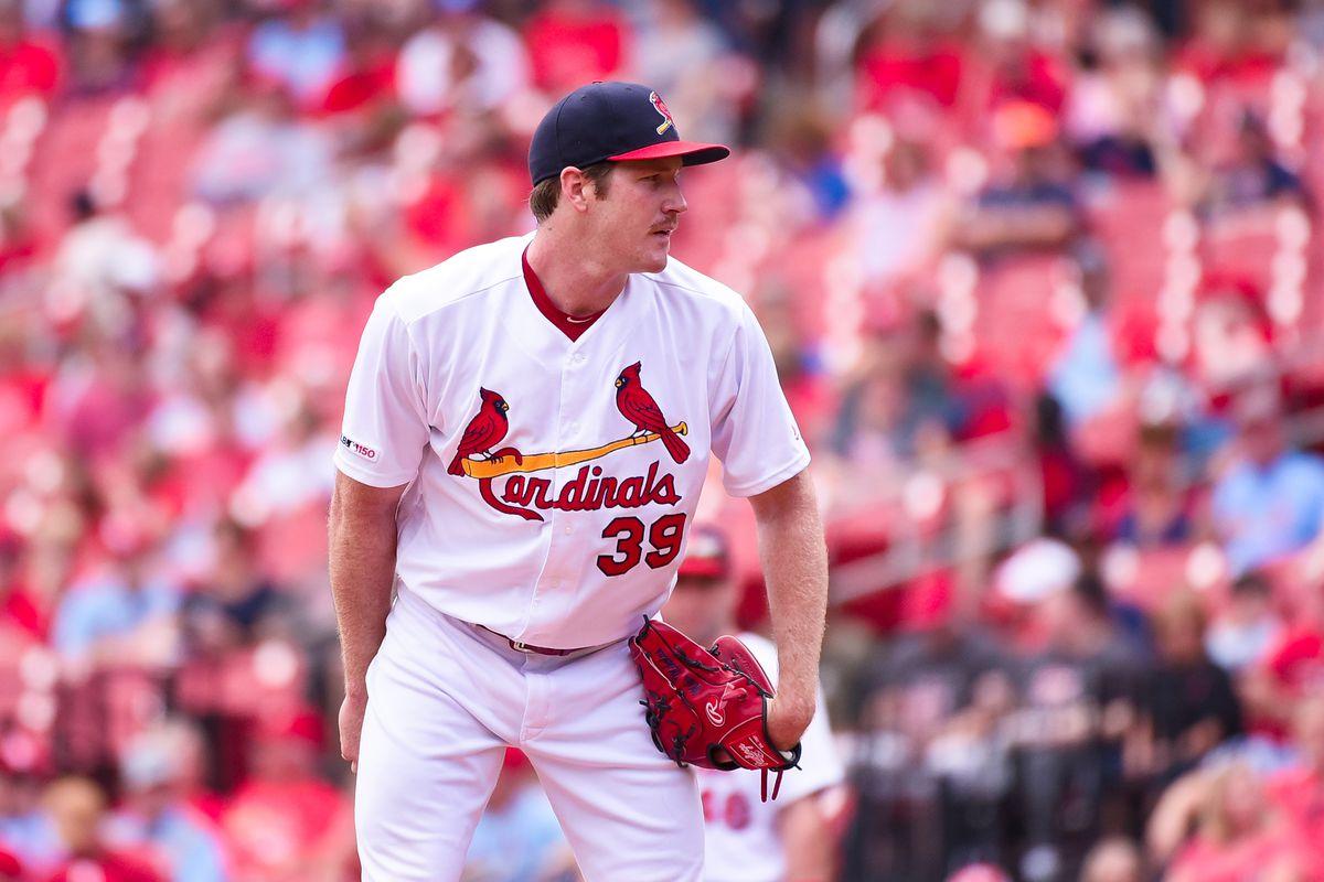 MLB: SEP 01: Pirates at Cardinals