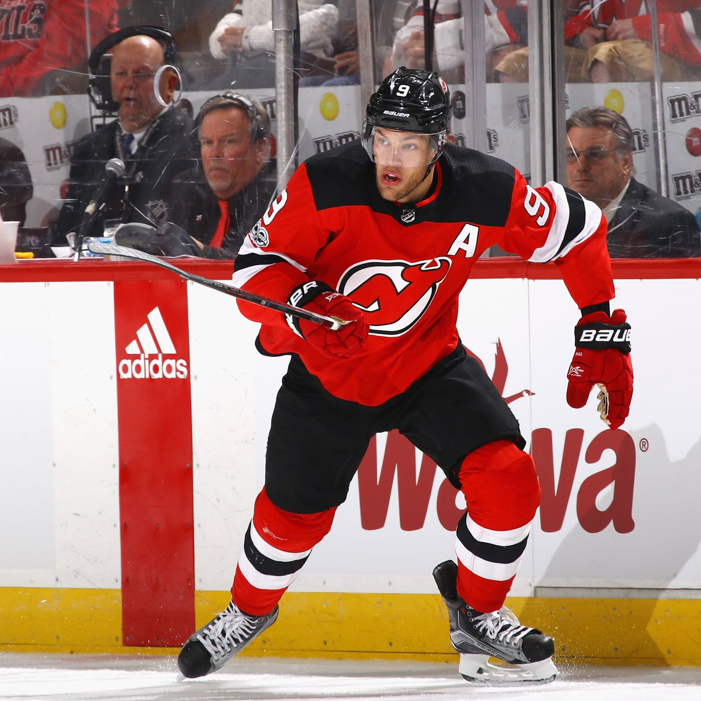 Now Somehow Under the Radar in New Jersey, Taylor Hall Continues ...