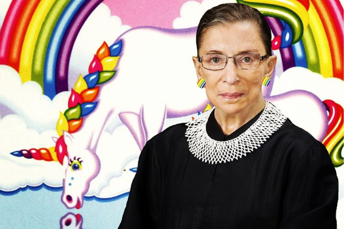 Notorious RBG: Ruth Bader Ginsburg's journey from ACLU lawyer to pop culture icon