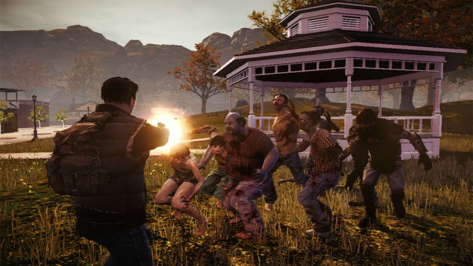 State Of Decay S Lifeline Dlc Explores The Zombie Outbreak