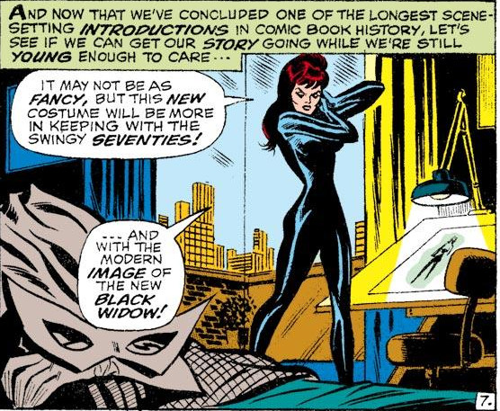 Why Black Widow can't have it all - Vox